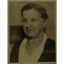 1934 Press Photo Italian pioneer Louise Belloni - nef00156