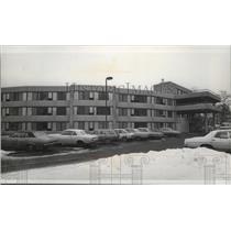 1978 Press Photo O'Malley Apartments - spa24924