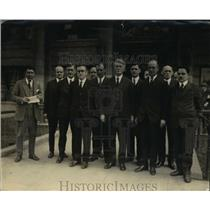 1923 Press Photo Exec Committee of National Assn of State Marketing Officials