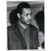 1968 Press Photo Robert Reynolds, 22 years old - nef00028