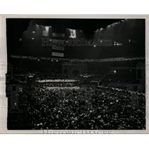 1940 Press Photo Communist Party rally at Madison Square Garden - net09131