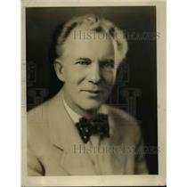 1930 Press Photo Jack Medland of KDYL - nef03319