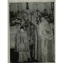 1934 Press Photo Most Rev. Amleto Giovanni Cicognani of Rome - nee98219
