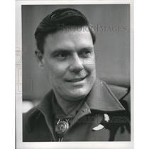 1969 Press Photo Marshall Monroe is asst Chief Scout Exec for Boy Scout America