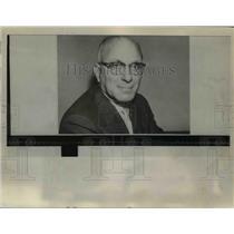 1962 Press Photo Sebastian Lupica named executive secretary of Cleveland AFL-CIO