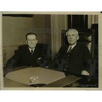 1926 Press Photo Sen Henri Victor Berenger named French Ambassador - nef03838