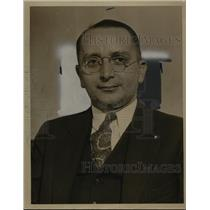 1923 Press Photo Martin R.Phillips, Police Prosecutor - nee97105