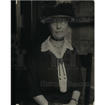 1922 Press Photo Mrs Edwin Lobdell leader of Illinois delegation - nef03288