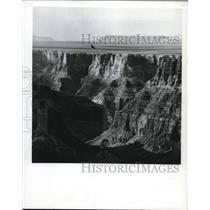 1974 Press Photo Grand Canyon Southwest parks - orb28777