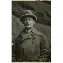 1924 Press Photo Russin Prince Siemon Nicholas Korsakoff - nef03087