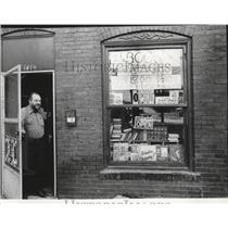 1978 Press Photo Hap Hale Garrettson Book Stores - spa28482