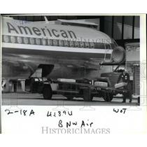 1994 Press Photo American Airline - orb25899