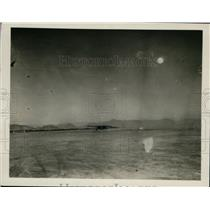 1929 Press Photo Federal plane takes off at a Mexican airport - net10381
