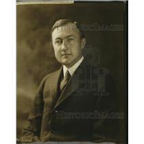 1919 Press Photo Henry Goddard Leach of American-Scandinavian Foundation