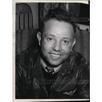 1939 Press Photo Aviator Roy Shreck. - spa17905