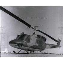 1971 Press Photo Helicopter - spa22923