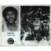 Press Photo Robert Reid- Houston Rockets Guard - orc11737