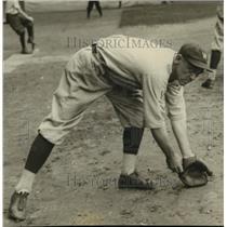 1926 Press Photo Joe Harris, Washington sub - first base and outfield