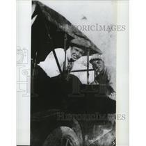 1966 Press Photo Dwight Eisenhower - spa26541