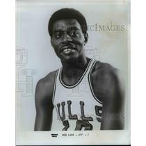 1974 Press Photo Bob Love of the Chicago Bulls - orc12398
