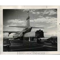 1963 Press Photo Air Command Strategic - orb56790