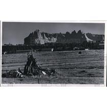 1970 Press Photo Navajo Indian land, American - cvo01172
