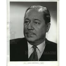 1940 Press Photo Robert Benchley in Foreign Correspondent - mjx05568