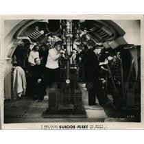 "1931 Press Photo Movie Scene from ""Suicide Fleet"" - ney12785"