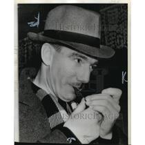 1942 Press Photo Gerbard Wilhelm Kunze arrested for espionage in Mexico City