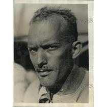 1930 Press Photo Ralph Lowes Navigator of the City of Peoria - ney11843
