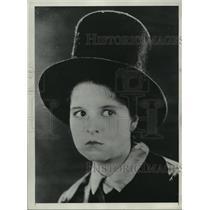 1931 Press Photo Clara Bow at Age 14 - mjx07324