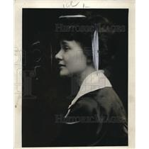 "1916 Press Photo Actress Elsie Ferguson in ""Shirley Kaye"" - ney14260"