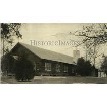 1930 Press Photo Boy Scout camp in Oconomowoc, Wisconsin - mjx06560