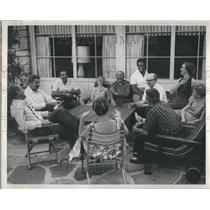 1964 Press Photo Hartford Artists Colony - RRR42257