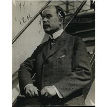 1916 Press Photo Dr Shailer Mathews - ney13175