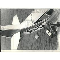 1975 Press Photo Meigs Field Airport - RRR42439