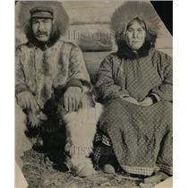1926 Press Photo King Island of Alaska - ney13696