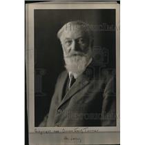 1923 Press Photo Dr Lorenz Austrian Surgeon - ney13859
