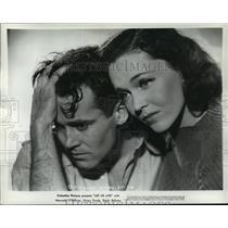 "1939 Press Photo Maureen O'Sullivan in ""Let Us Live"" - mjx12927"