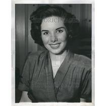 1950 Press Photo Colleen Townsend Actress - RRR45739