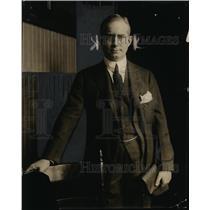 1919 Press Photo Attorney W.D. Wikin - ney16443