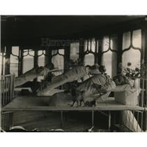 1923 Press Photo Children's Hospital San Francisco - ney18229