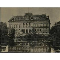 1918 Press Photo Provincial State House Building in Dusseldorf, Germany