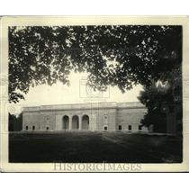 1920 Press Photo Freer Art Building in Washington, D.C. - ney16102