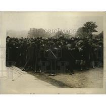 1926 Press Photo France Riots at Joan of Arc Festival 221 Arrests Made