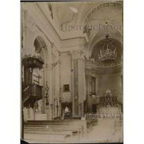 1912 Press Photo Church in Riese, Italy where Pope Pius Baptized - ney17770