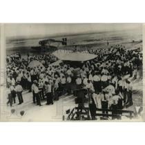 1931 Press Photo Winnie Mae Monoplane of Wiley Post & Harold Gatty - ney18593