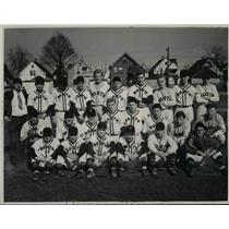 1949 Press Photo South High Baseball - cvb58454