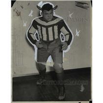 1928 Press Photo Joe (Bull) Komar - cvb63491