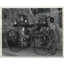 Press Photo Old manufacturing machine - cvp99986